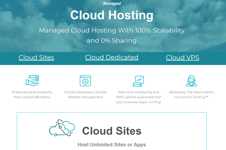 Liquid web managed hosting