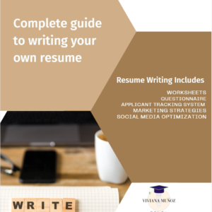 resume worksheets